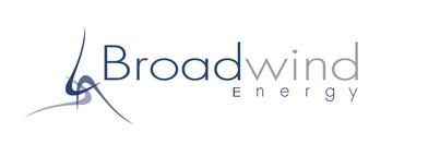 Logo of Broadwind Energy, a Cicero, IL-based renewable energy company and former client of Fredricks Communications