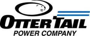 Logo of Otter Tail Power Company, a Fergus Falls, MN-based utility and former Fredricks Communications client