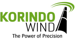 Korindo Wind - The Power of Precision tagline