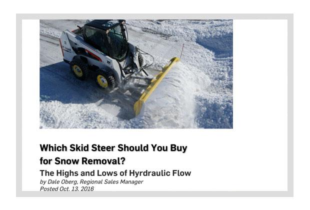 Fredricks Communications - SnowWolf Blog Post