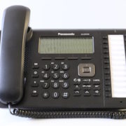 Image of telephone for business telephone customer service post