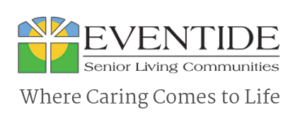 Eventide logo with former tagline