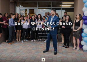 Photo from Rapha Wellness Center Grand Opening