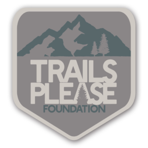 Trails Please Foundation logo