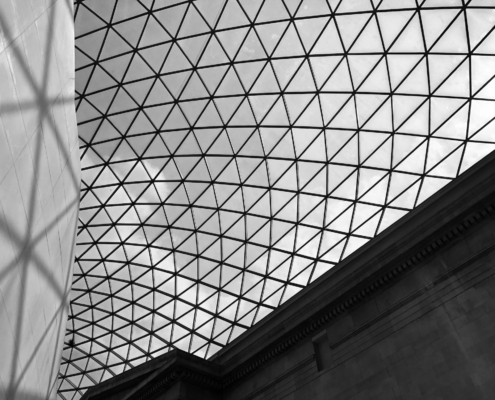 """British Museum"" image by Martin C. Fredricks IV"