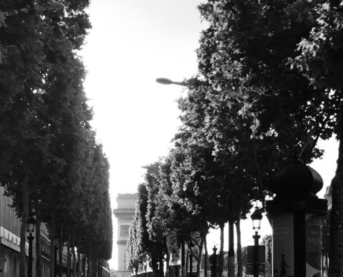 """Champs-Élysées"" image by Martin C. Fredricks IV"