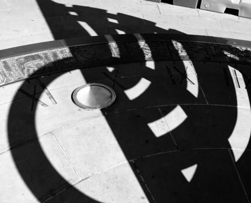 """Sundial"" image by Martin C. Fredricks IV"