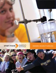 GFMEDC student recruitment brochure